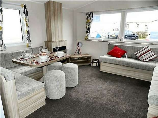 Park Home Mobile Home for sale in Willerby Mistral, Manor Park, Hunstanton