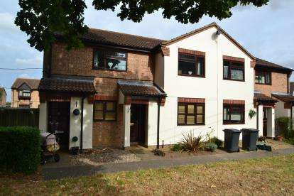 2 Bedrooms Maisonette Flat for sale in Broomfield, Chelmsford, Essex