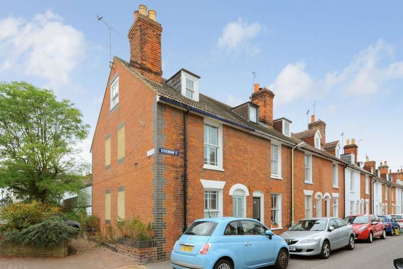 3 Bedrooms End Of Terrace House for sale in Sydenham Street, Whitstable, CT5