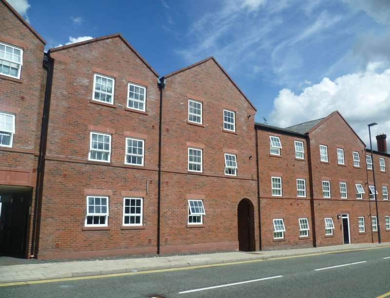 2 Bedrooms Flat for sale in Garth Mill High Street, Prescot, L34