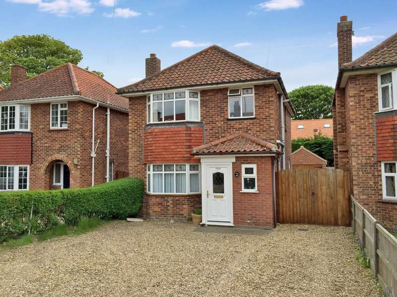 3 Bedrooms Detached House for sale in North Walsham Road, Norwich