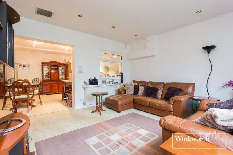 5 Bedrooms Terraced House for sale in Woodside Avenue, Woodside Park, London, N12