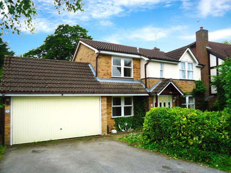 4 Bedrooms Detached House for sale in Rowanwood Drive, Gonerby Hill Foot, Grantham, Lincolnshire, NG31