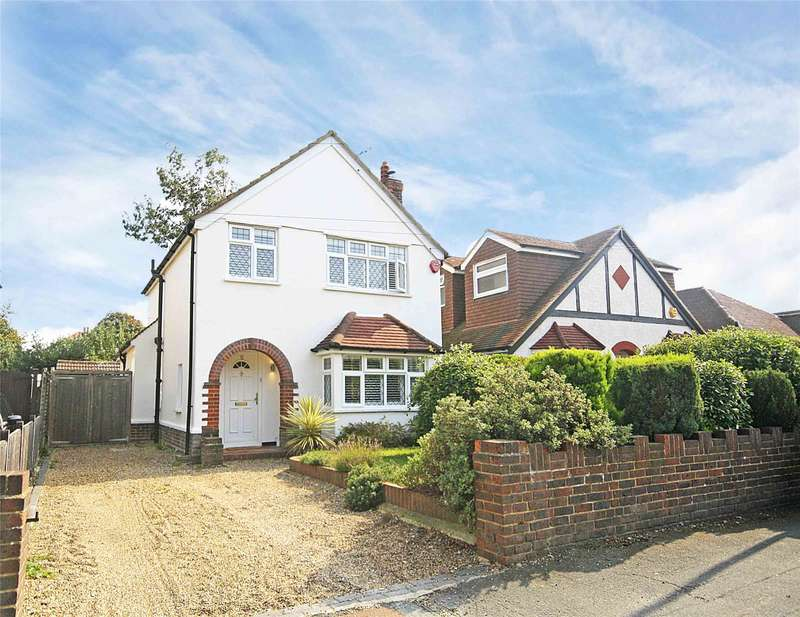 3 Bedrooms Detached House for sale in Brewery Lane, Byfleet, West Byfleet, Surrey, KT14