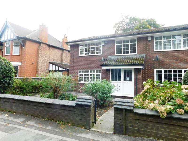 1 Bedroom Flat for sale in Cale Green Court, Cale Green, Stockport
