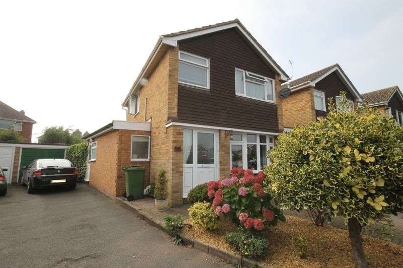 3 Bedrooms Detached House for sale in Marston Close, Wheaton Aston, Stafford