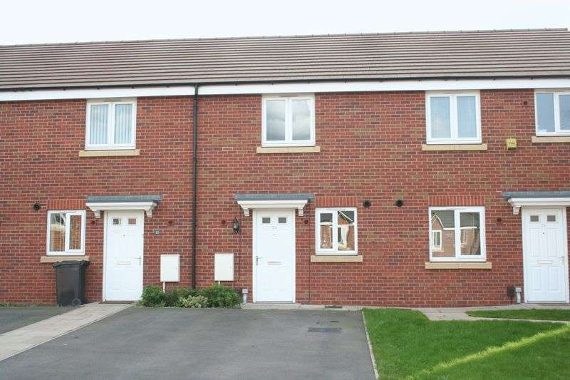 2 Bedrooms Terraced House for sale in KINGSWINFORD, Chandler Drive
