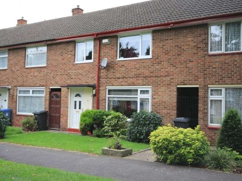 3 Bedrooms Terraced House for sale in CAVAN DRIVE, CHADDESDEN