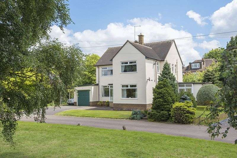4 Bedrooms Detached House for sale in Sunway Grove, Stivichall, Coventry
