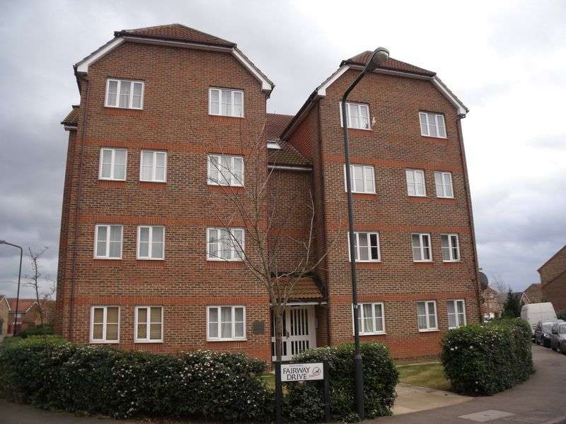 1 Bedroom Flat for sale in Fairway Drive, North Thamesmead