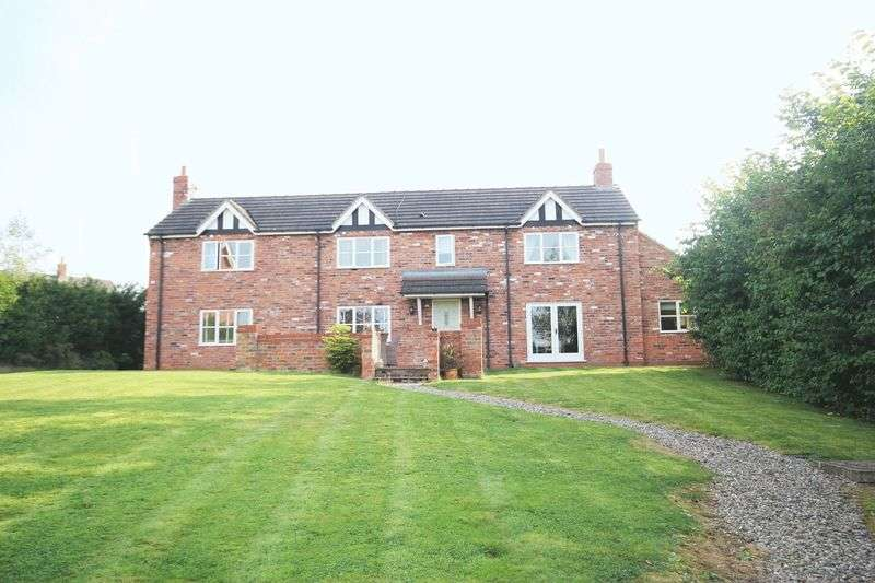 4 Bedrooms Detached House for sale in The Elms, Tallarn Green Nr Malpas