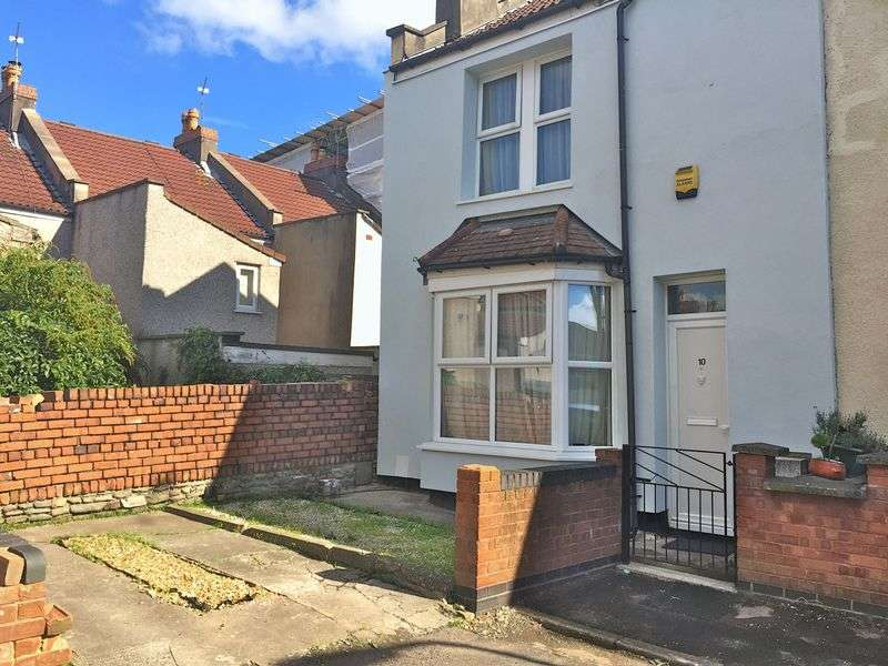2 Bedrooms Terraced House for sale in Cartledge Road, Bristol