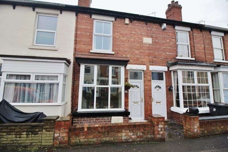 2 Bedrooms Terraced House for sale in Aldersley Road, Wolverhampton