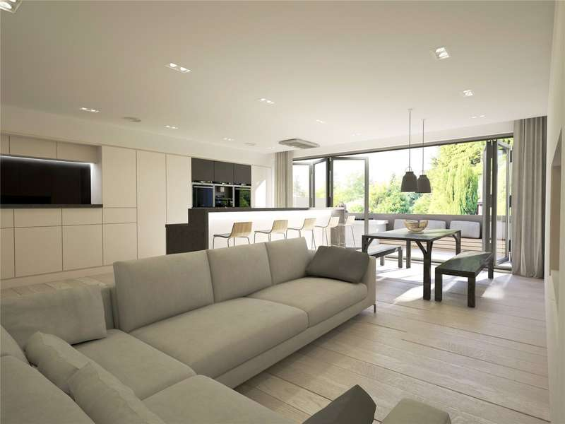 4 Bedrooms Flat for sale in Rochester Road, London, NW1
