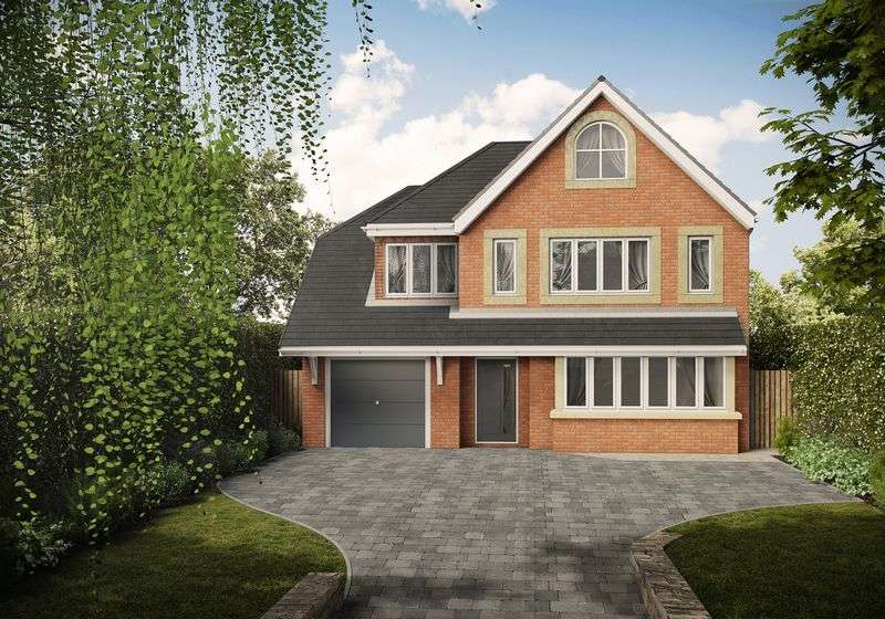 5 Bedrooms Detached House for sale in Chorley Road, Standish