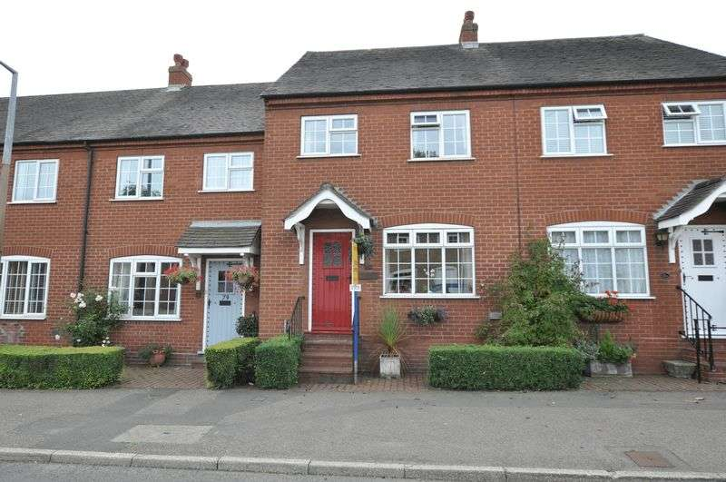 3 Bedrooms Terraced House for sale in Main Street, Barton under Needwood