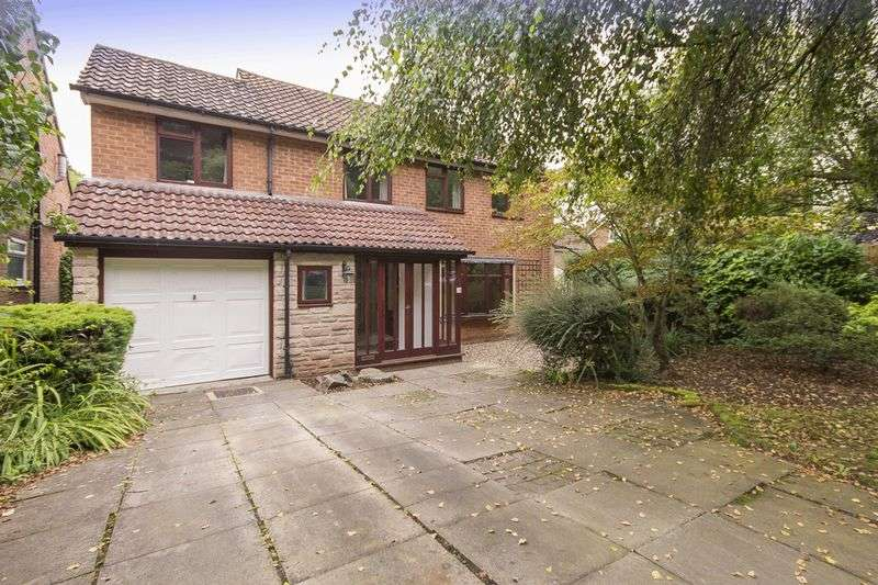 4 Bedrooms Detached House for sale in MAIN AVENUE, ALLESTREE