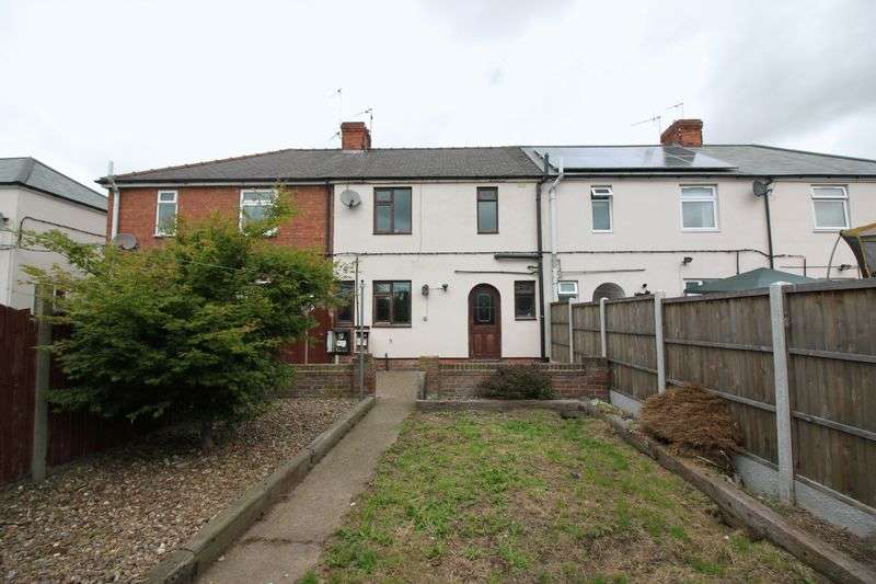 3 Bedrooms Terraced House for sale in Holmes Road, Retford