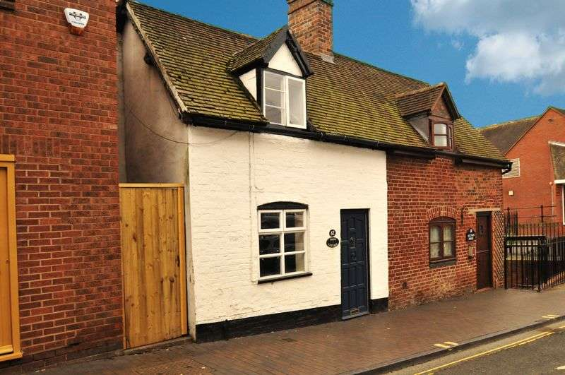 2 Bedrooms Cottage House for sale in Listley Street, Bridgnorth
