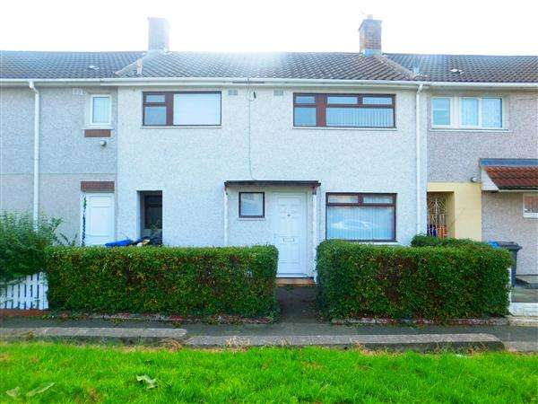 3 Bedrooms Terraced House for sale in Morston Crescent, Kirkby
