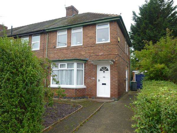 3 Bedrooms End Of Terrace House for sale in Fourth Avenue, Heworth, York