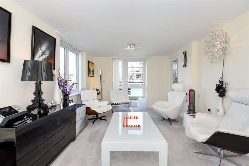 2 Bedrooms Apartment Flat for sale in Stokes Lodge, 3 Park Lane, Camberley, Surrey, GU15