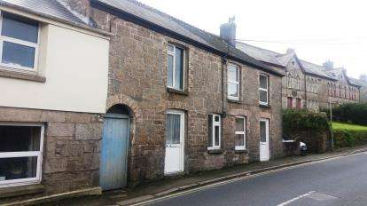 2 Bedrooms Terraced House for sale in St. Stephen, St. Austell, Cornwall