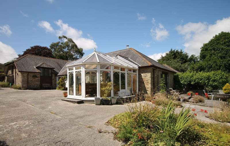 4 Bedrooms House for sale in Yatson Lodge, East Allington, Totnes