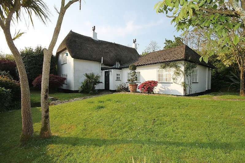 4 Bedrooms Detached House for sale in Sockwell Cottage, Salcombe, Devon