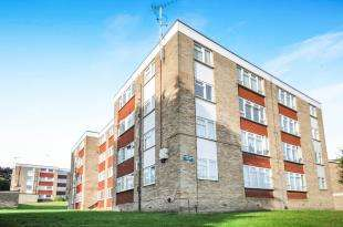 2 Bedrooms Flat for sale in Albury Court, Tanfield Road, Croydon