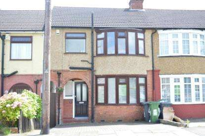 3 Bedrooms Terraced House for sale in Filmer Road, Luton, Leagrave, Bedfordshire