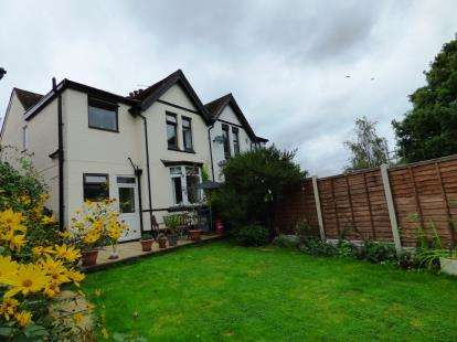 3 Bedrooms Semi Detached House for sale in Ibstock Cottages, Horses Lane, Measham, Swadlincote