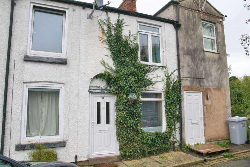 2 Bedrooms Cottage House for sale in Princess Street, Bollington