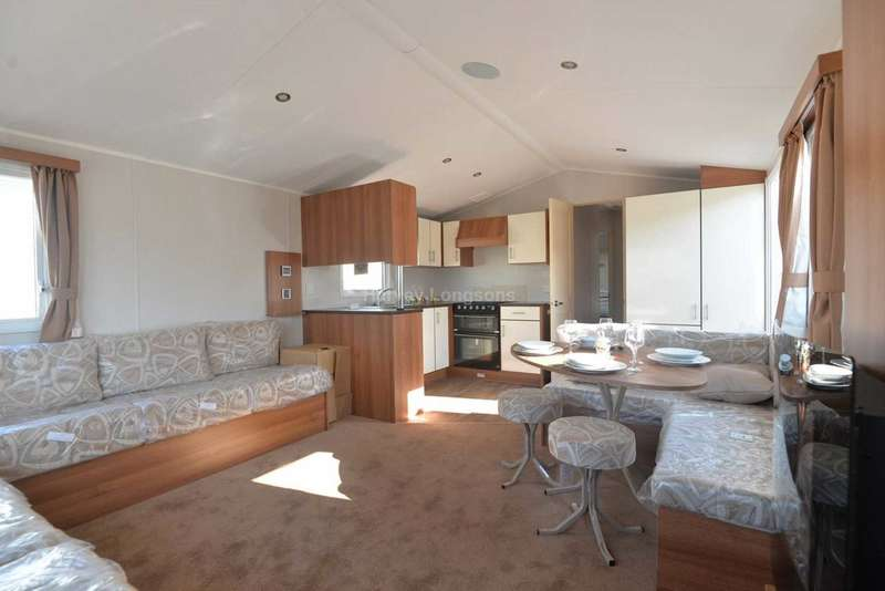 3 Bedrooms Caravan Mobile Home for sale in Leysdown On Sea, Kent