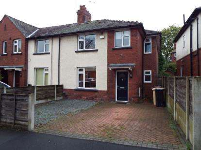 4 Bedrooms End Of Terrace House for sale in Knutshaw Crescent, Bolton, Greater Manchester, BL3