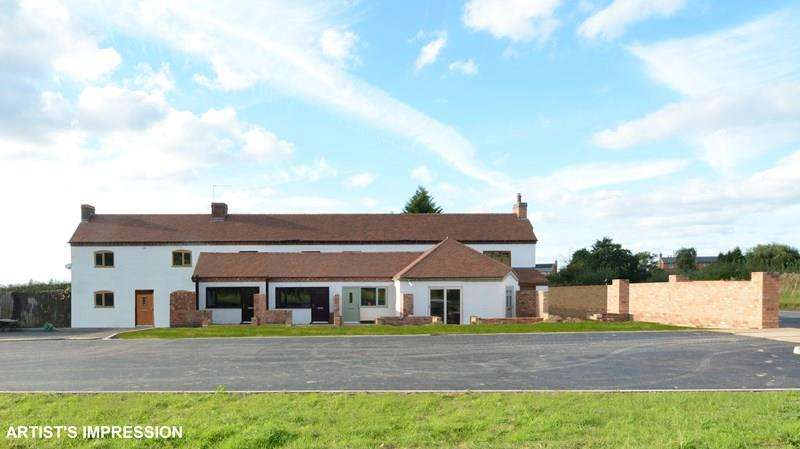 3 Bedrooms Cottage House for sale in Sharpway Gate, Hanbury, Bromsgrove