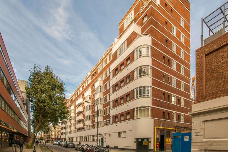 2 Bedrooms Flat for sale in University Street, Bloomsbury, WC1E