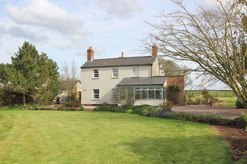 4 Bedrooms Detached House for sale in Bromsash, Ross-On-Wye