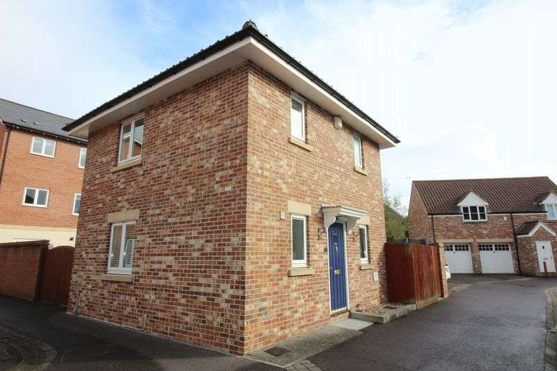 2 Bedrooms Detached House for sale in Bailey Court, Portishead