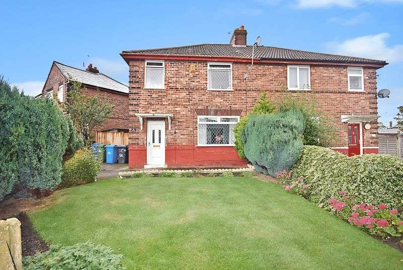 3 Bedrooms Semi Detached House for sale in Mottershead Road, Widnes