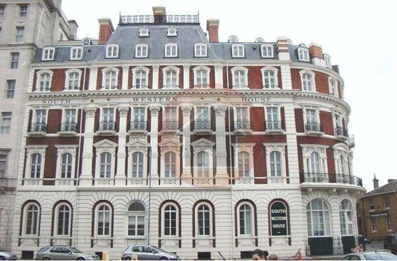 1 Bedroom Flat for sale in South Western House, Southampton