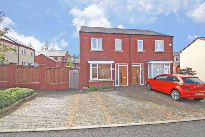 2 Bedrooms Semi Detached House for sale in Cofton Park Close, Birmingham