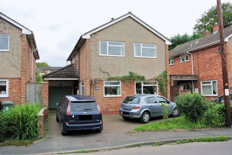 4 Bedrooms Detached House for sale in Lansdown Road, Gloucester