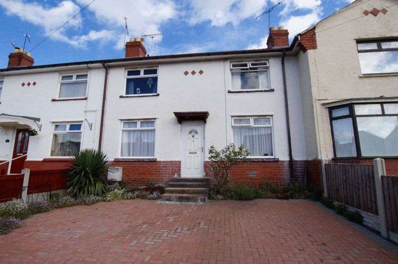 3 Bedrooms Terraced House for sale in Glen Avon, Wrexham