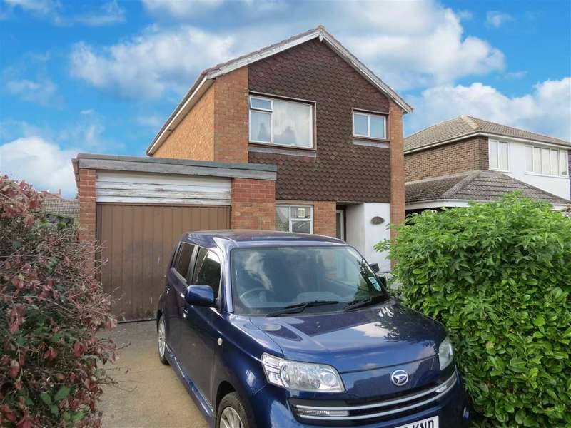 3 Bedrooms Detached House for sale in Russell Road, Leasingham