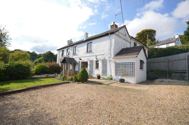 5 Bedrooms Semi Detached House for sale in Bridford, Exeter, Devon