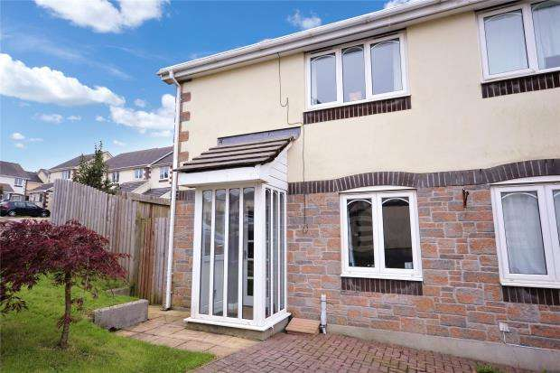 2 Bedrooms Terraced House for sale in Mawes Court, St. Anns Chapel, Gunnislake, Cornwall