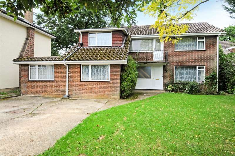 5 Bedrooms Detached House for sale in Merrow Woods, Guildford, Surrey, GU1