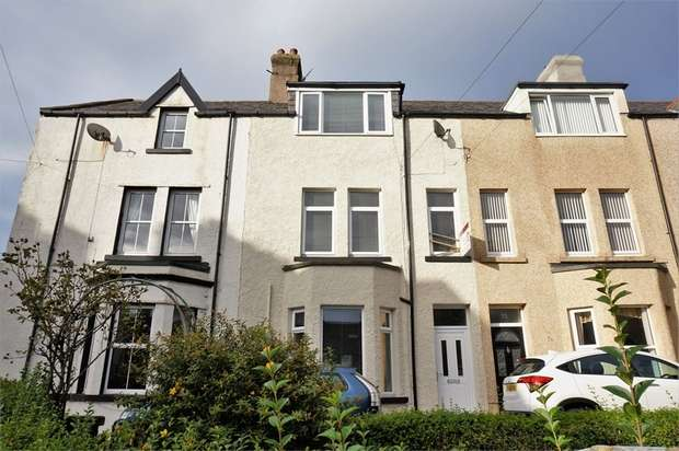 4 Bedrooms Town House for sale in Alexandra Terrace, Whitehaven, Cumbria