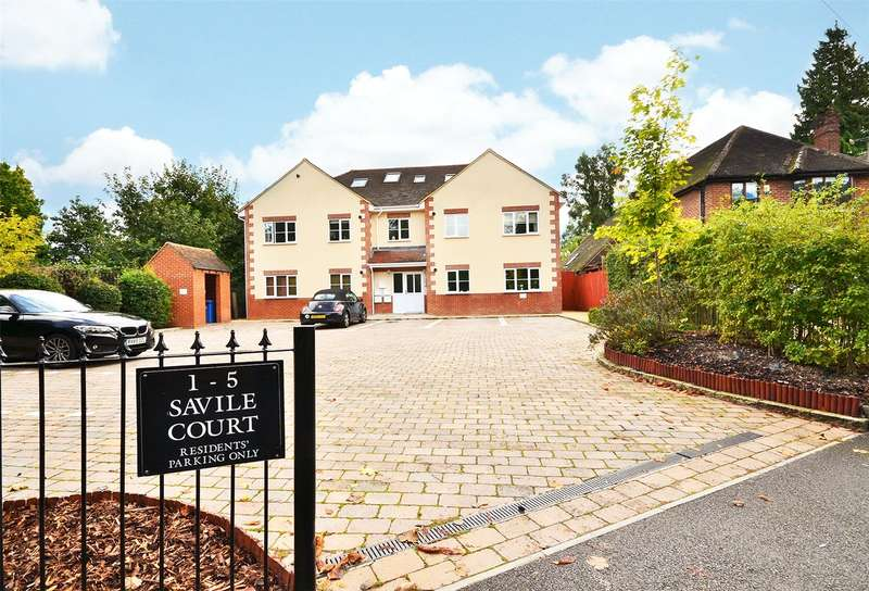 2 Bedrooms Apartment Flat for sale in Savile Court, Larges Bridge Drive, Bracknell, Berkshire, RG12